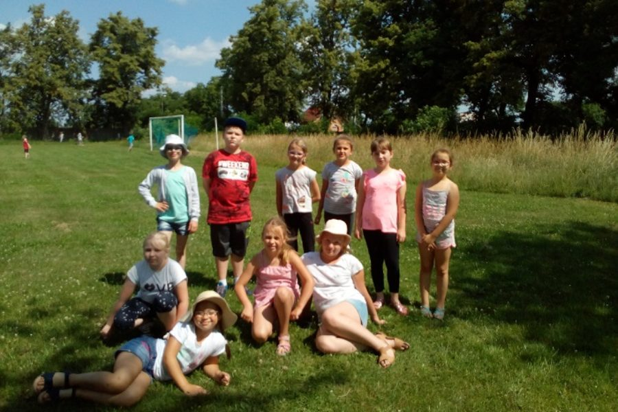Piknik klas trzecich