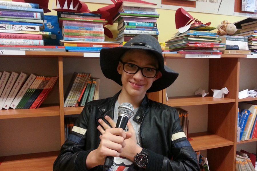 """""""M.O.D.A"""" w bibliotece"""