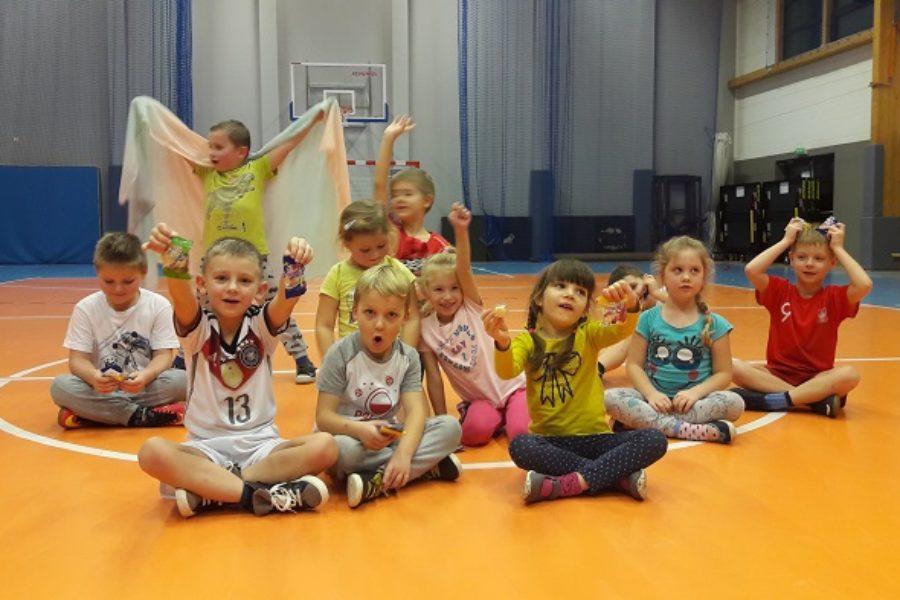 Akademia Małego Odkrywcy na sportowo