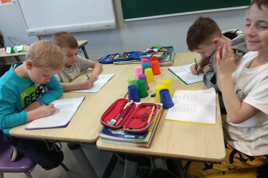 Matematyka w I klasie