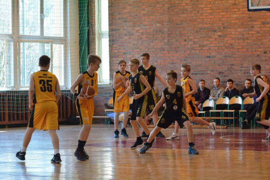 Podsumowanie sezonu koszykarskiego drużyny UKS MOSM Bytom II młodzików młodszych MU-13