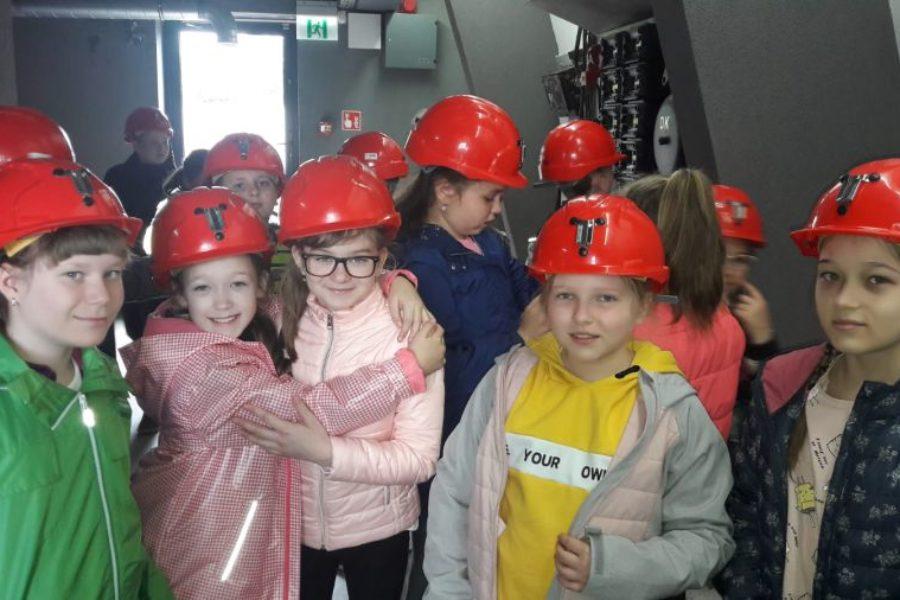 Wycieczka do kopalni srebra