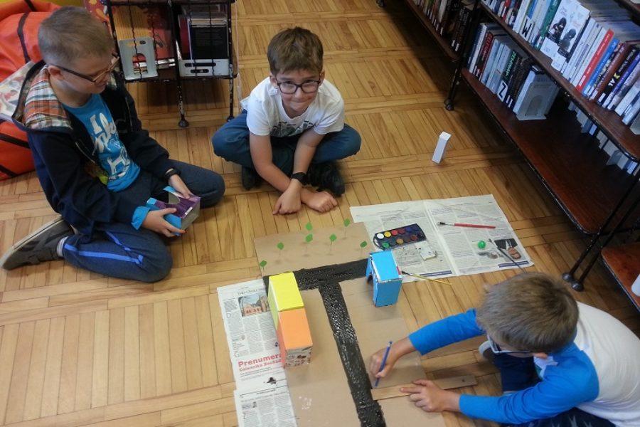 Młodzi architekci