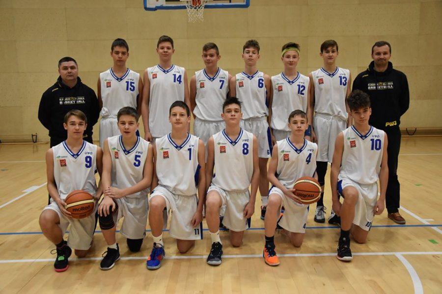 Ogólnopolska Olimpiada Młodzieży w Koszykówce Mężczyzn